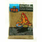 Photo shows a TRS Wholesale Company Ltd cumin powder pack