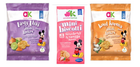 Photo shows the Annabel Karmel / Disney products being recalled